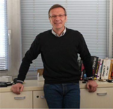 David Babin, Président de DMIC