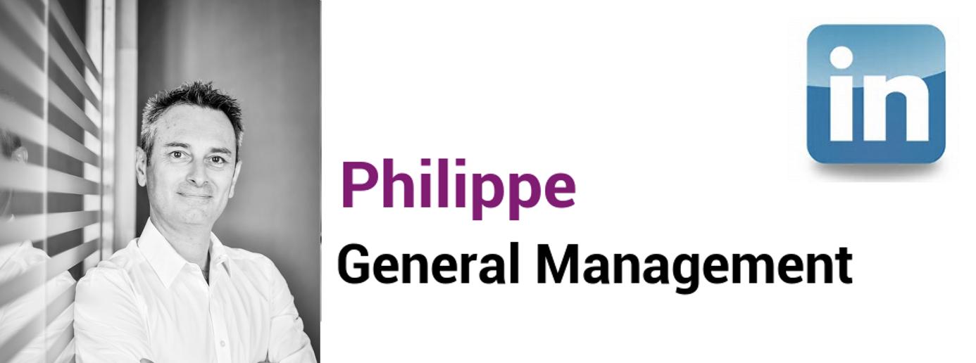 Lien vers LinkedIn Philippe Ricquebourg